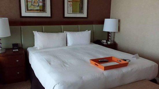 Signature at MGM Grand: Hermoso Hotel, lujoso y atención excelente!