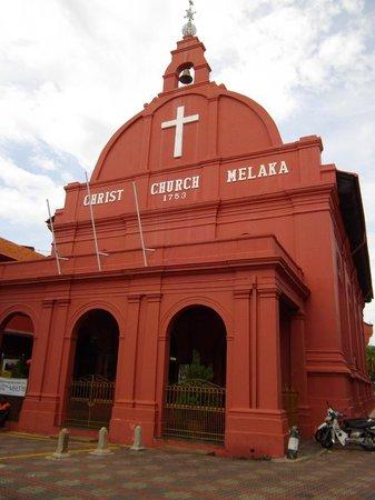 Stadthuys : Christ Church Melaka