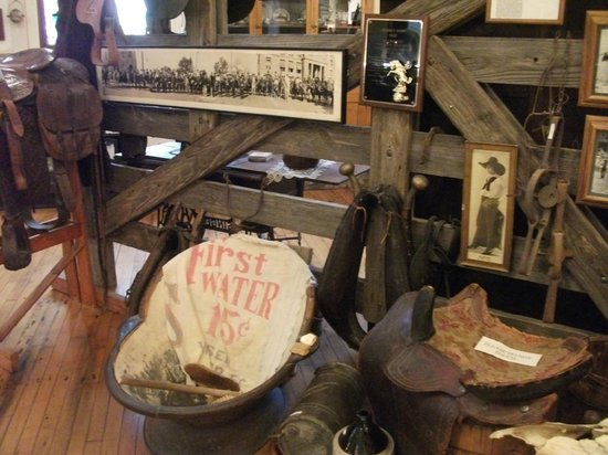 Stockyards Museum: Exhibits