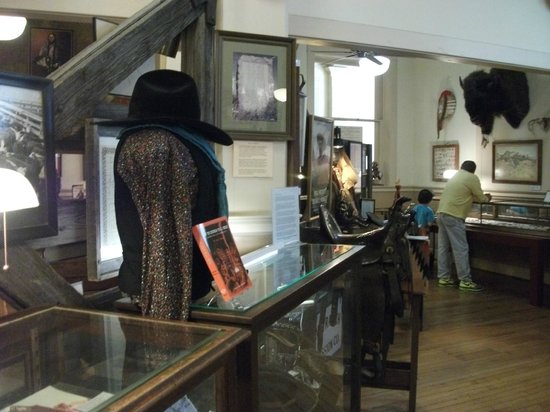 Stockyards Museum: Inside the museum