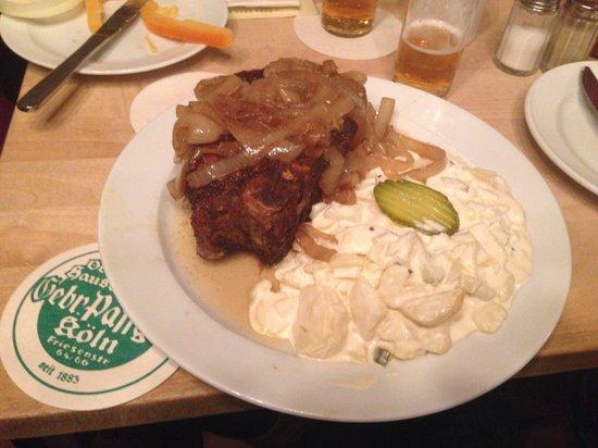 Lommerzheim : Pork cutlet
