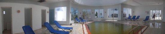 Fiesta Beach Club Djerba : piscine de souffre