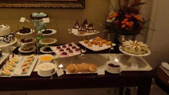 Taj Cape Town: High Tea