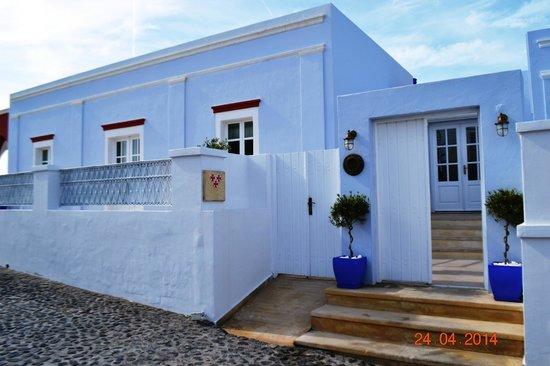 La Maltese Estate Villa: Entrée de la Villa Maltesse