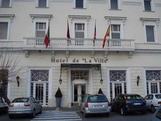 Hotel De La Ville : 1