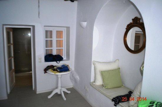 La Maltese Estate Villa: Chambre