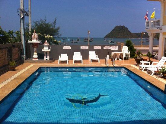 Sun Beach Guesthouse : heerlijk