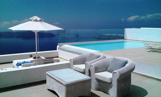 La Maltese Estate Villa Vue Du Cratère Depuis Terre