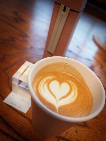 Omotesando Koffee: Cuppuccino