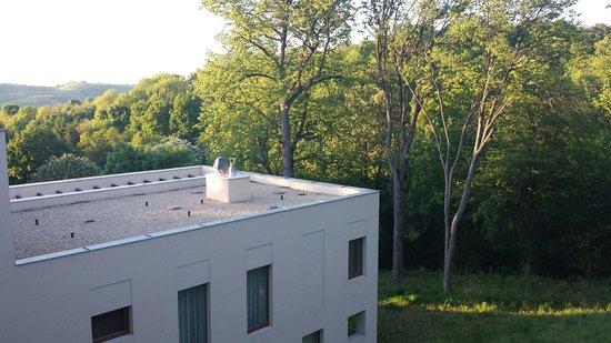 La Contessa Castle Hotel: View #2 just like in Tuscany