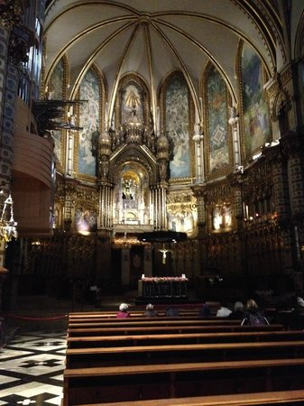 "Barcelona Day Tours: The ""Black Virgin"" at Montserrat"