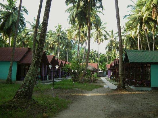 Holiday Inn Beach Resort: Outside
