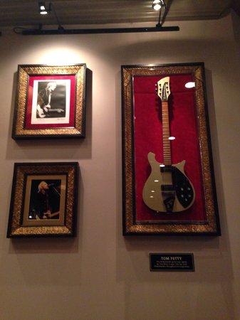 Hard Rock Cafe: Tom Petty!