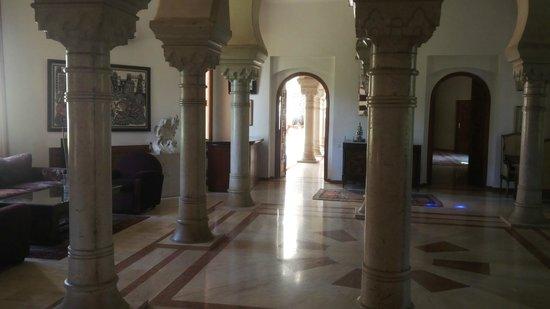 Palais Mehdi : Lobby area