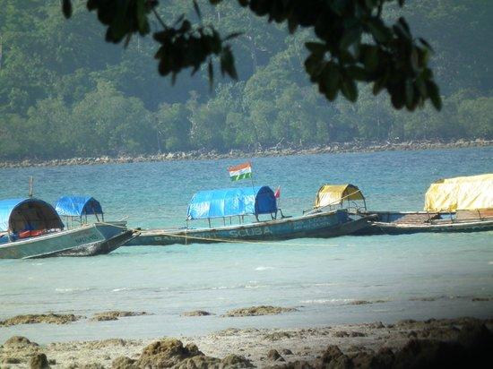 Holiday Inn Beach Resort: Beach view