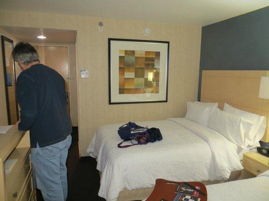 Hampton Inn Manhattan/Times Square South : room