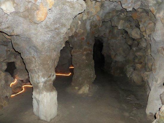 Quinta da Regaleira: tunnel