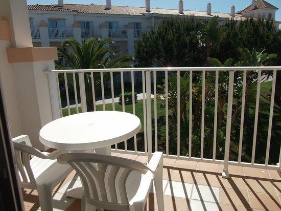 ClubHotel Riu Chiclana : nice big balcony