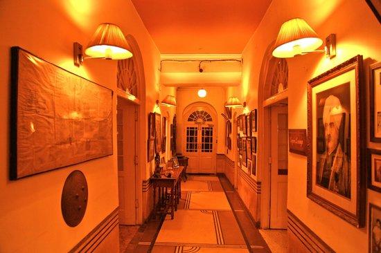 Ranjit's SVAASA: Hallway