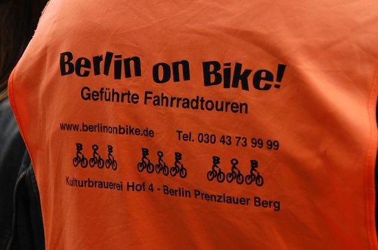 Berlin on Bike: BOB