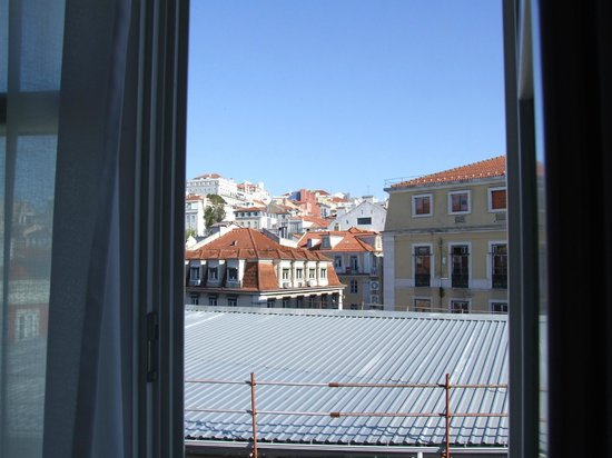 LX Boutique Hotel: View from bedroom
