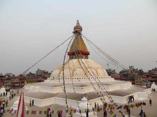 Estupa budista de Boudhanath: Boudhanath oder Boudha
