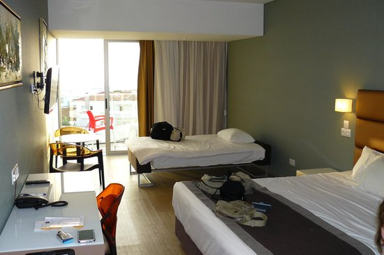 Faros Hotel: room 301