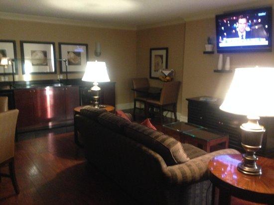 Sheraton Atlanta Perimeter North: lounge