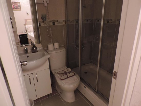 Eski Konak Hotel: Economy room bathroom