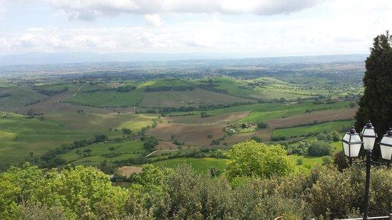 Relais La Costa: Panorama dalla camera