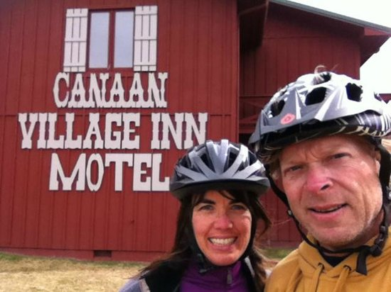 "Canaan Village Inn: Don't forget your bikes when you visit this area in the ""off ski season""!"