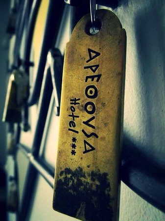 Arethousa : Αρέθουσα Hotel