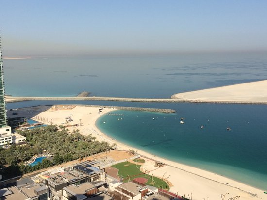 Sofitel Dubai Jumeirah Beach: View from room
