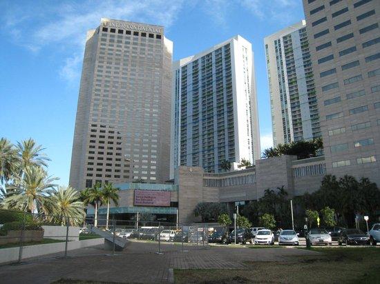 InterContinental Miami : Fabulous InterContinental Hotel