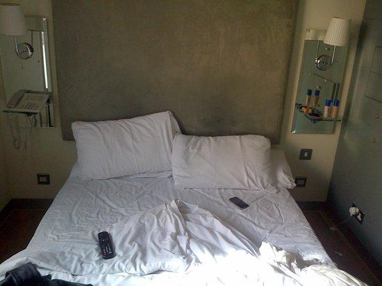 Brunswick Hotel : Bed