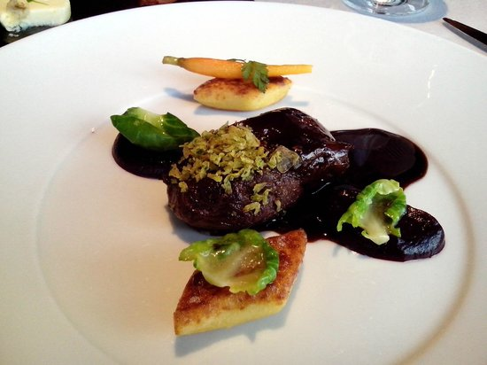 Horisont Restaurant & Bar: еда