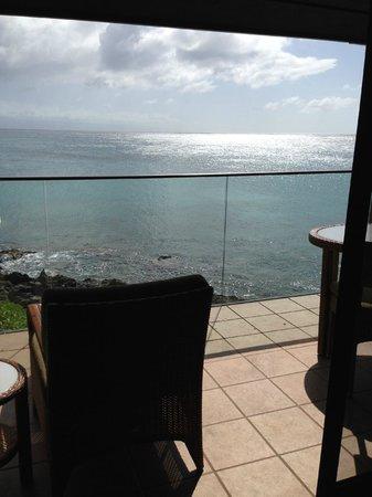 Napili Kai Beach Resort: where we spent a lot of time...