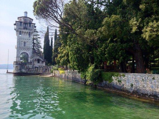 Villa Fiordaliso: Il molo