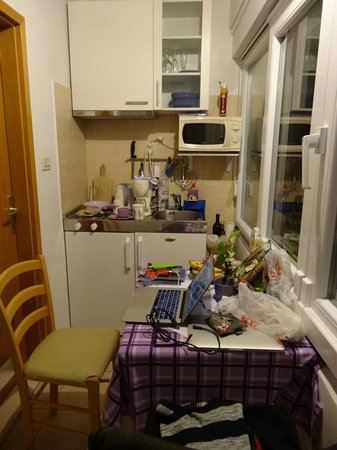 Apartments Dubrovnik - Center : kitchen