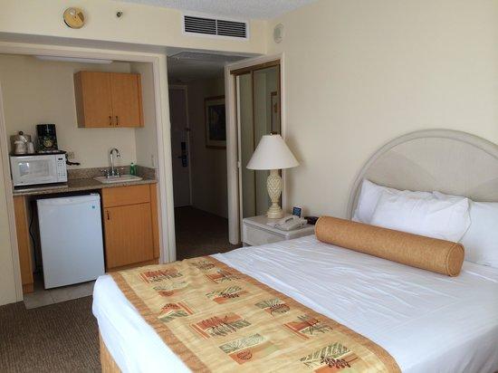 OHANA Waikiki East Hotel: Ohana East- Room pic #1
