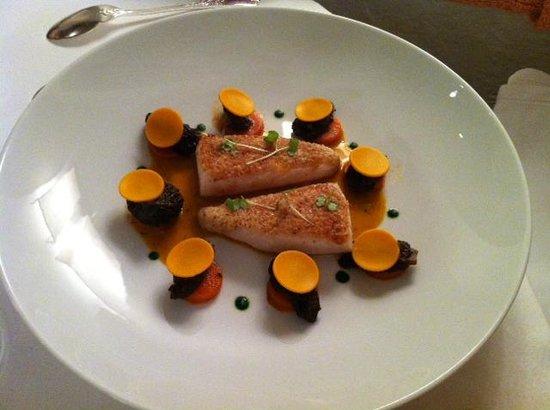 Maison Lameloise: peixe