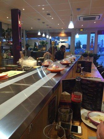 Sakana : Sushi bar