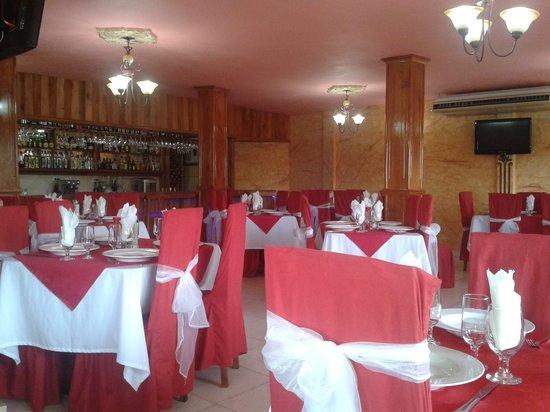 Delicias Cubanas: salon