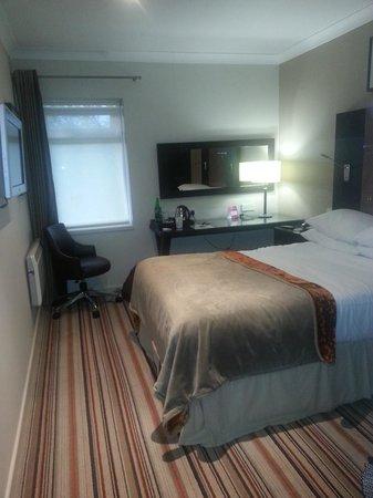 De Vere Horsley Estate: double room