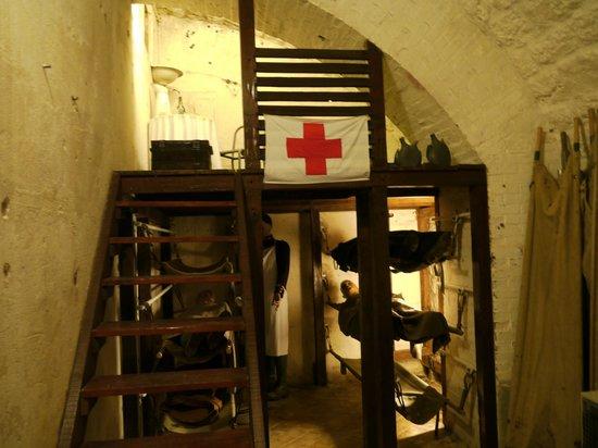 Fort de Vaux : Fort