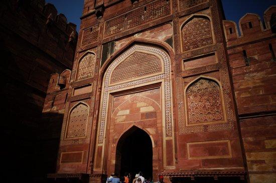Agra Fort: decoration
