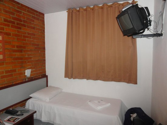 Hotel Pampulha Palace: Twin Room 1