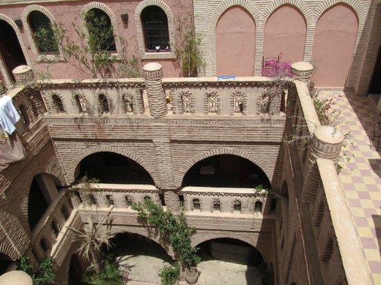 Hotel Salsabil : desde la terraza