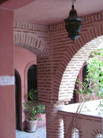Hotel Salsabil : un piso mas arriba