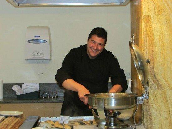 Blue Sea Costa Verde : Naj;lepszy hiszpański Szef Kuchni!